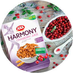 BRAND NEW DELICIOUS AXA HARMONY