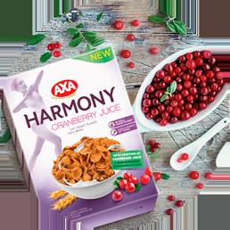Оновлена смачна AXA Harmony