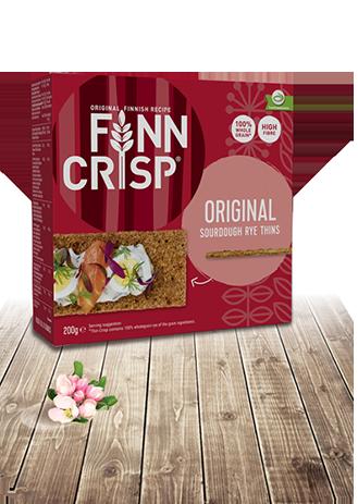 FINN CRISP Thin Crispbread Original