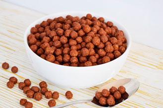 Cocoa balls