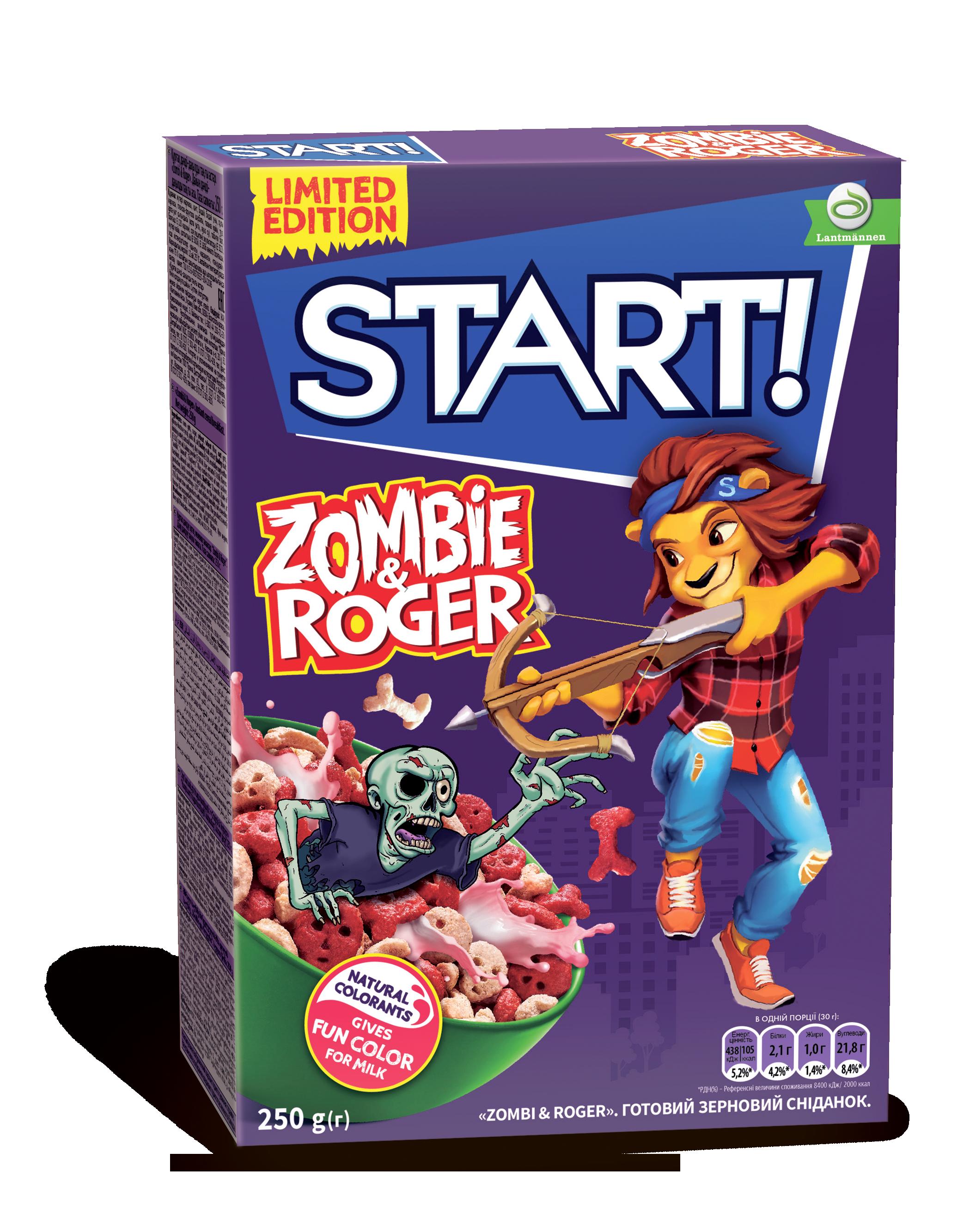 «Zombi & Roger»