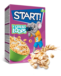 4 cereal loops