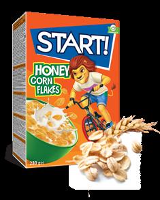 Corn Flakes Honey