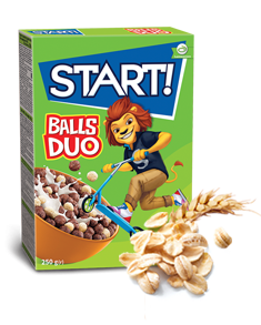 START! BALLS DUO