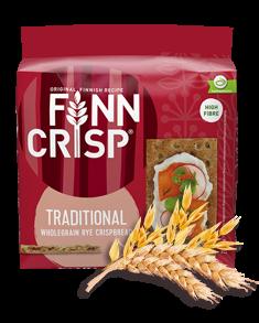 FINN CRISP Хлебцы из цельносмолотой ржаной муки