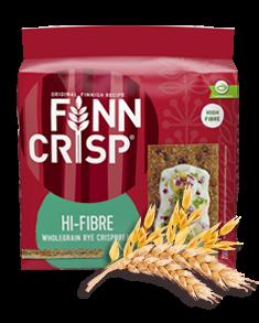 FINN CRISP Хлебцы ржаные с отрубями