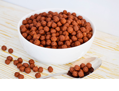 Кульки з какао
