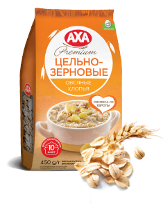 AXA PREMIUM. Whole Grain Oat Flakes