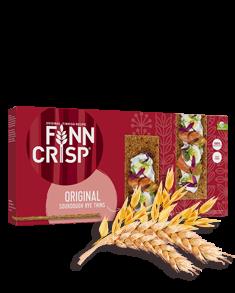FINN CRISP Житні сухарики Original