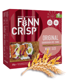 FINN CRISP Sourdough Rye Thins Original